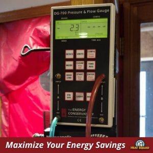 Maximize energy savings insta